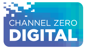 Channel Zero World Media Logo